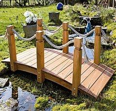 ᐅ Garten Teichbrucke Holz 10 Teichbrucken Aus Holz Holz